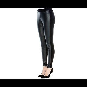 Jack By BB Dakota faux leather leggings- NWT